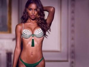 Victoria's Secret'in 3 milyon dolarlık sutyeni Jasmine Tookes