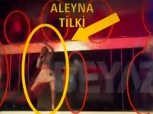 Aleyna Tilki gay bar rezaleti! Of'lu annesi kimdir?