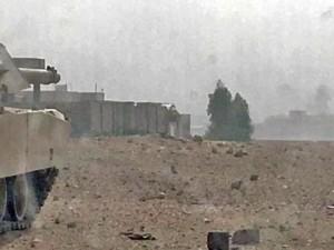 Irak Ordusu Musul'a doğudan giriyor
