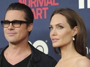 Brad Pitt ve Angelina Jolie'nin ''kan'' fantezi