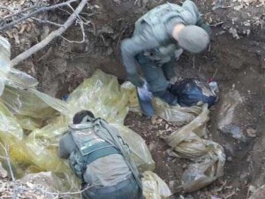 Ovacık'ta PKK'ya bir darbe daha!