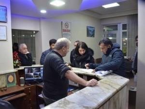 Bursa'da günlük kiralık evlere baskın !
