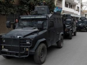 Adana polisinden film gibi operasyon