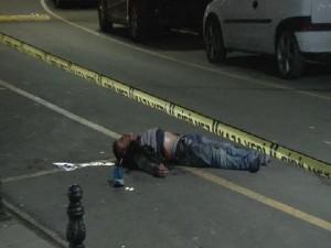Pendik'te sokak ortasında korkunç cinayet
