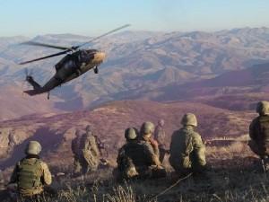 Tunceli'de 8 Terörist Ölü Olarak Ele Geçirildi