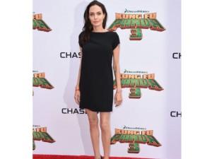 Angelina Jolie 34 kiloya düştü iddiası