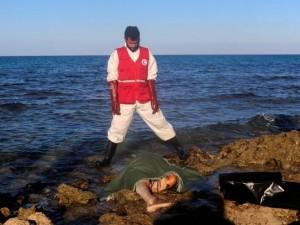 Cesetleri kıyıya vurdu ! Korkunç görüntüler...