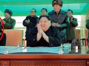 Kim'in eşi aylar sonra ortaya çıktı