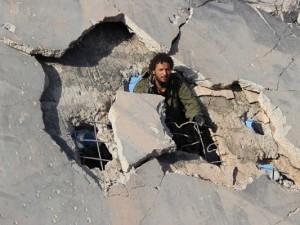DEAŞ'in işgal ettiği kent 18 ay sonra görüntülendi