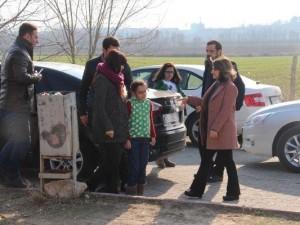 Selahattin Demirtaş'ı ailesi ziyaret etti