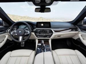 BMW'den elektrikli canavar: 530e iPerformance