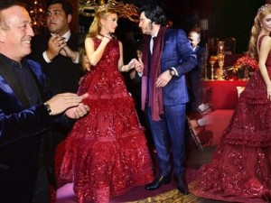 Ali Ağaoğlu kızını evlendiriyor
