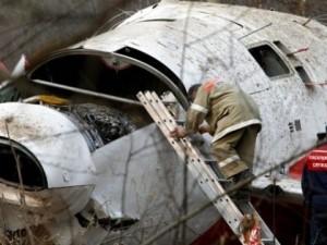 İşte Rusların ''uçan tabutu'': Tu-154