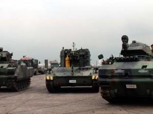 Suriye sınırına 19 zırhlı araç daha geliyor