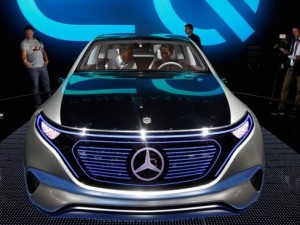 İşte bu yılın canavar otomobilleri - CES 2017
