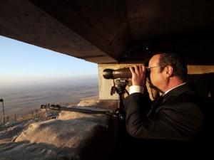 Hollande cephede ! Musul için tarih verdi