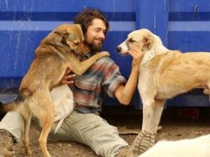 Üniversiteyi bıraktı 50 köpeğe bakıyor