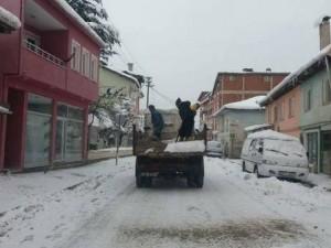 Bursa'da dondurucu soğuk ! Eksi 39'u gördü