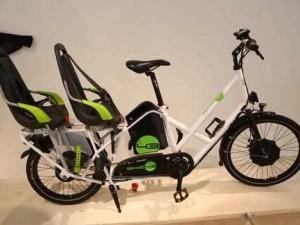 Geleceğin bisikletleri Belçika'da tanıtıldı