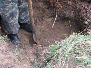 Rusya'da bir Nazi askerinin gizli sandığı bulundu