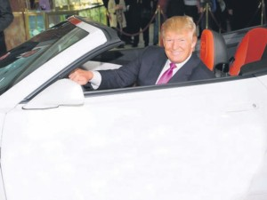 Donald Trump'ın otomobilleri