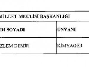 Göreve iade edilen personelin tam listesi
