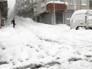İstanbul'da kar yağışı ne kadar sürecek ?