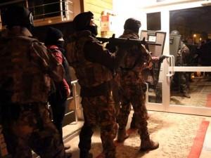 Bolu'da PKK'ya şafak baskını