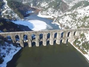 Yağan kar barajları doldurdu