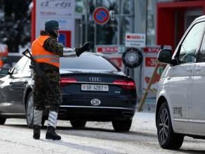 Davos'ta üst düzey güvenlik önlemleri