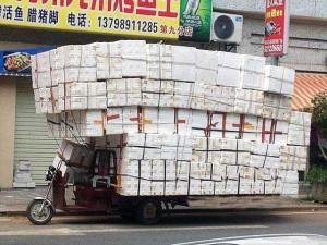 İşte bu yüzden Çin'in yolları dünyanın en tehlikeli yollarından bir