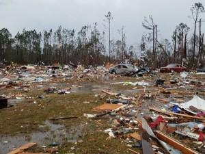 ABD'yi fırtına vurdu: 15 ölü