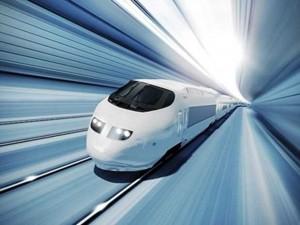 Ses hızında seyahat edecek tren için ilk adım