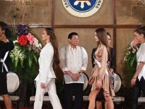 Duterte'den ilginç itiraf