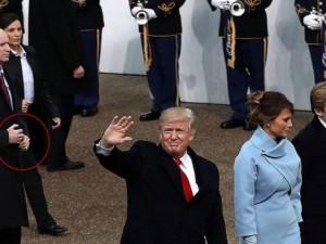 Trump'ın korumasıyla ilgili flaş iddia !