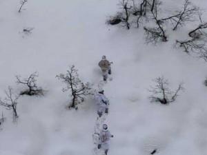Tunceli'de PKK'nın kış yığınaklanmasına darbe