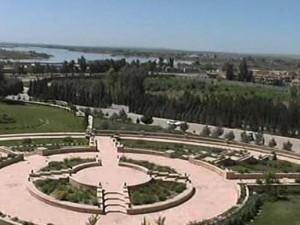 """""""Saddam'ın Sarayı"""" bu hale geldi"""