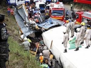 Hondurasta korkunç trafik kazası: 23 ölü
