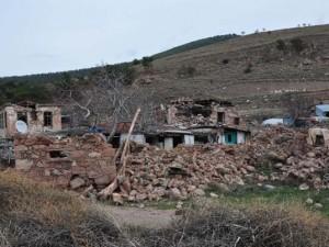 Çanakkale depreminden görüntüler