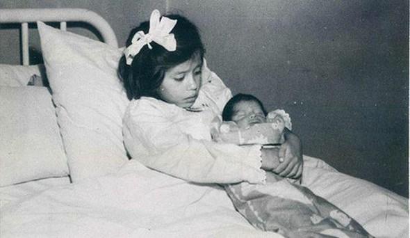 5 yaşındayken hamile kalmıştı! Ayrıntıları dehşete düşürdü... 1