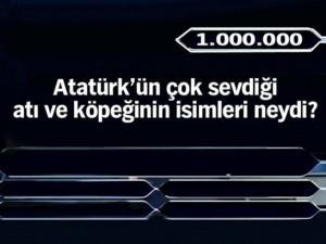 1 milyonluk 11 final sorusu