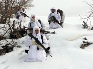 Diz boyu karda PKK'ya ağır darbe