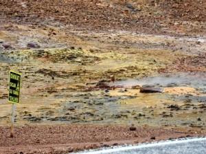 Çanakkale'de ürküten görüntüler