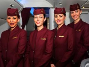 Qatar Airways uçağında sevişme skandalı