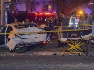ABD'de festival alanına araba daldı: 28 yaralı