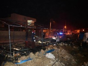 Adana'da tehlikeli gerginlik