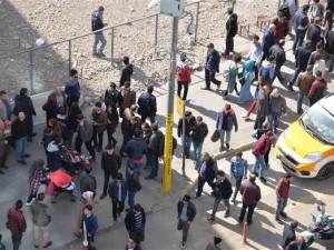 Diyarbakır'da ortalık savaş alanına döndü