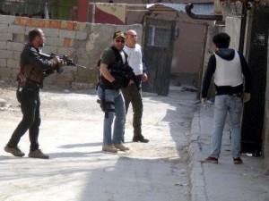 Mersin'de uyuşturucu satıcılarına darbe !