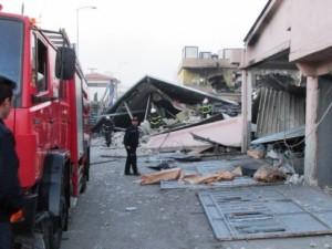 Gaziantep Sanayi Sitesi'nde büyük patlama