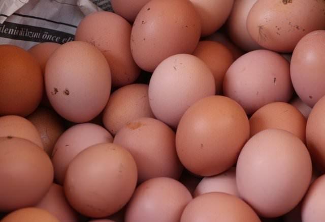 Yumurta kabuğunu önce kaynatıp, sonra da fırınlarsanız... 1